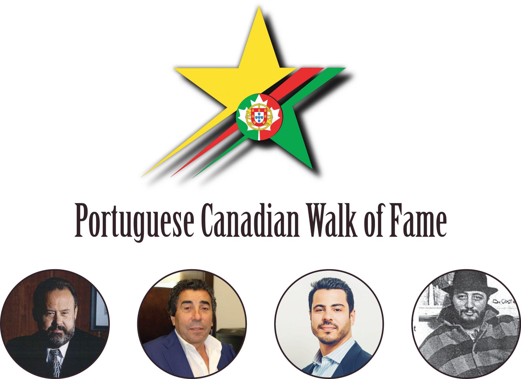 Photo of 6.ª edição Portuguese Canadian Walk of Fame
