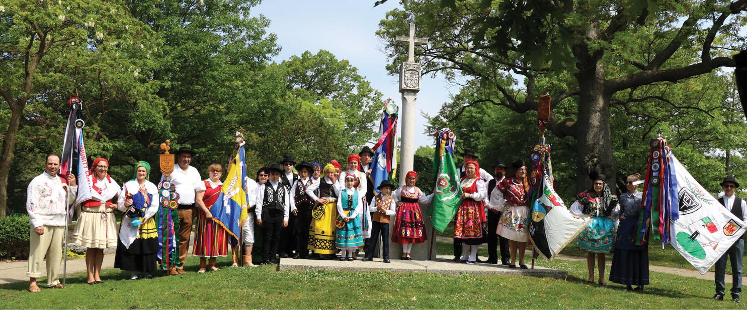 Photo of No High Park , Toronto Tanto Portugal! Imenso orgulho!