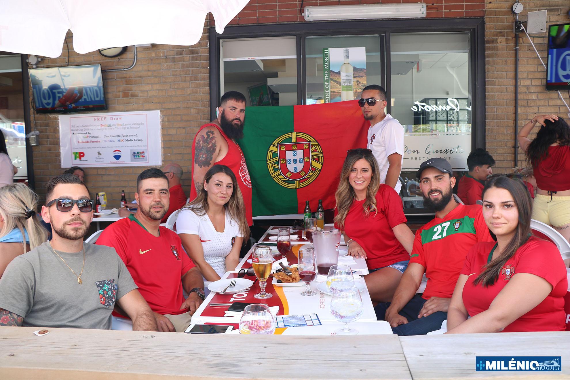 Photo of Comunidade vibra com terceiro golo de Ronaldo frente à Espanha