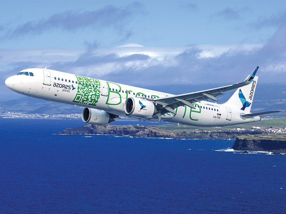 Photo of NEO da Azores Airlines (SATA) voa para Toronto