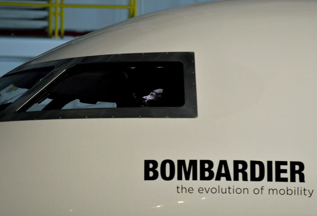 Photo of Bombardier starts gradual resumption of manufacturing, reports Q1 loss