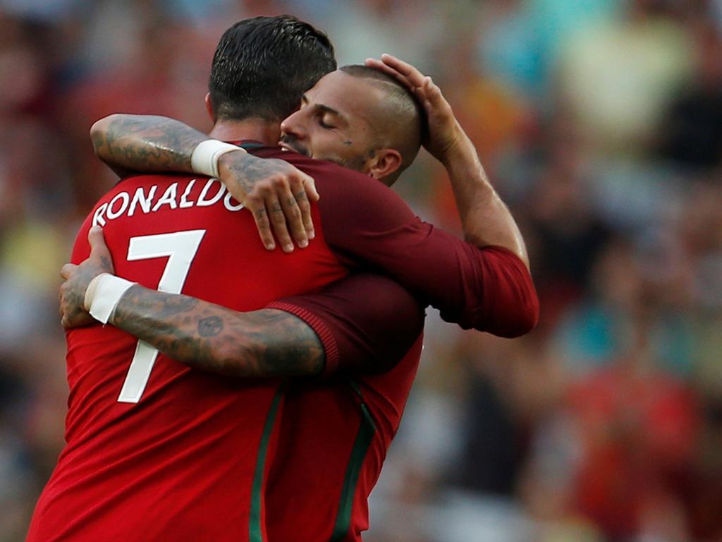 Photo of Portugal vence Irão ao intervalo