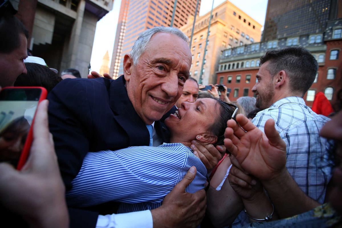 Photo of Marcelo anuncia visita a comunidades portuguesas dos EUA em novembro
