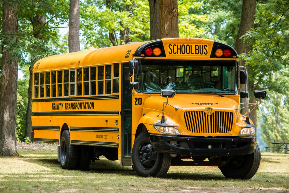 Photo of Halton District School Board buses to be equipped with cameras