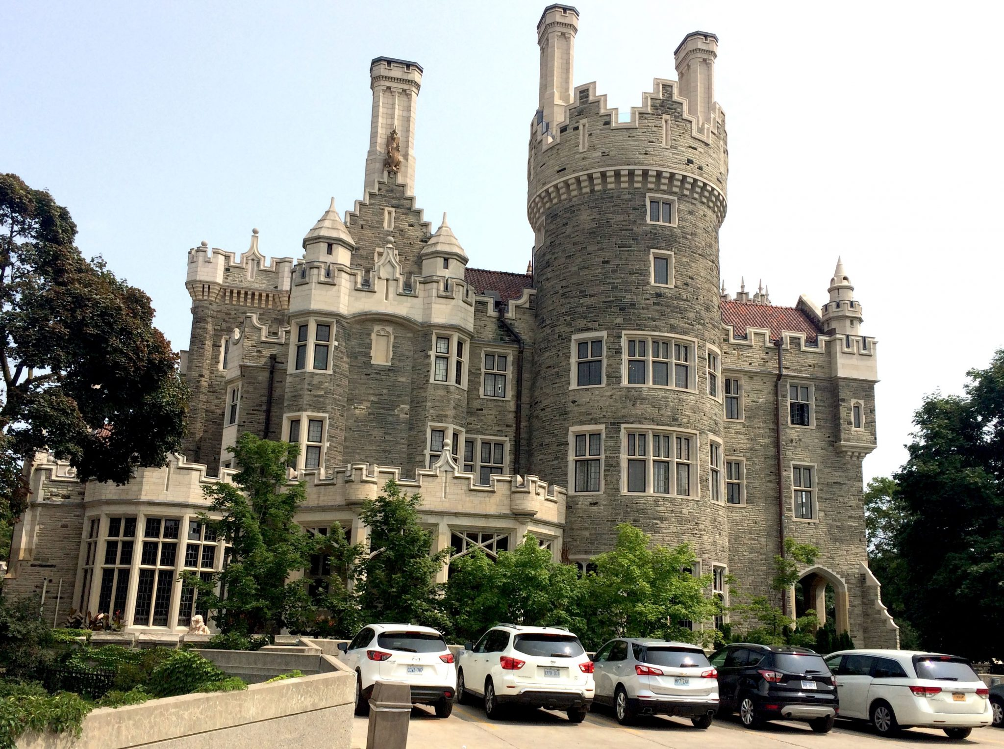 Photo of Casa Loma é o único castelo de tamanho real da América do Norte