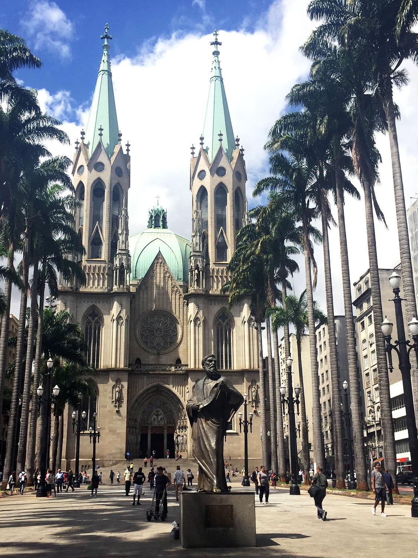 Photo of São Paulo, Brasil