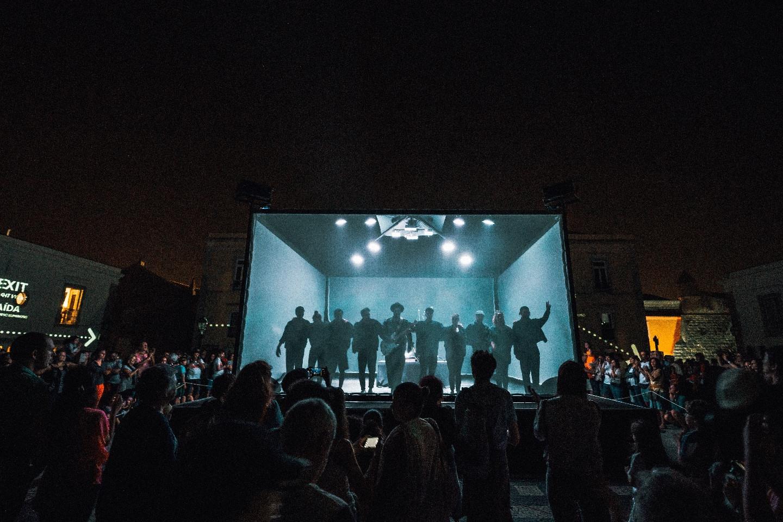 Photo of Lumina Show com apresentação surpreendente