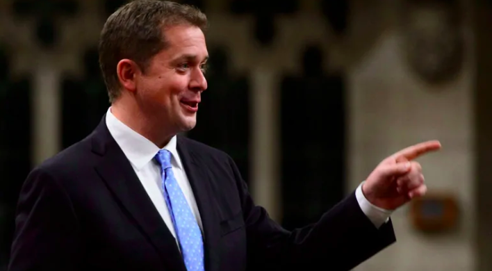 Photo of Scheer says he'd scrutinize CBC's work for Canadian emphasis if he becomes PM