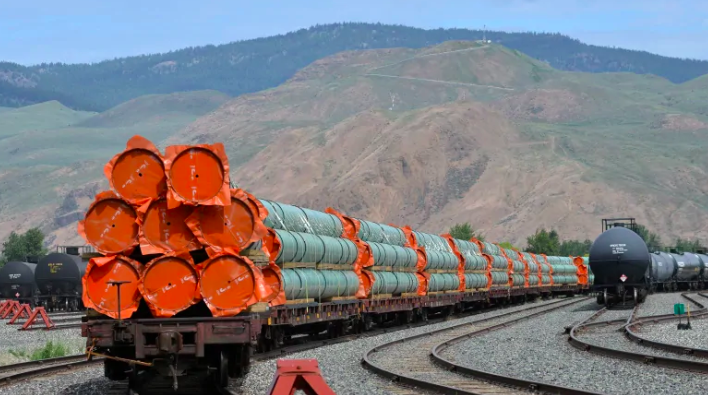 Photo of Trudeau cabinet approves Trans Mountain expansion project