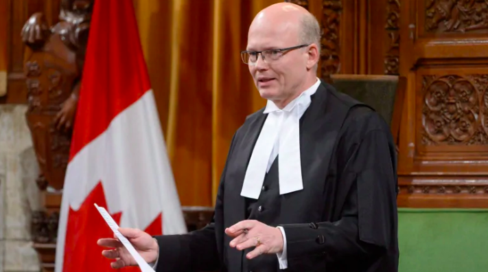Photo of Speaker condemns 'racial profiling' of black visitors to Parliament Hill