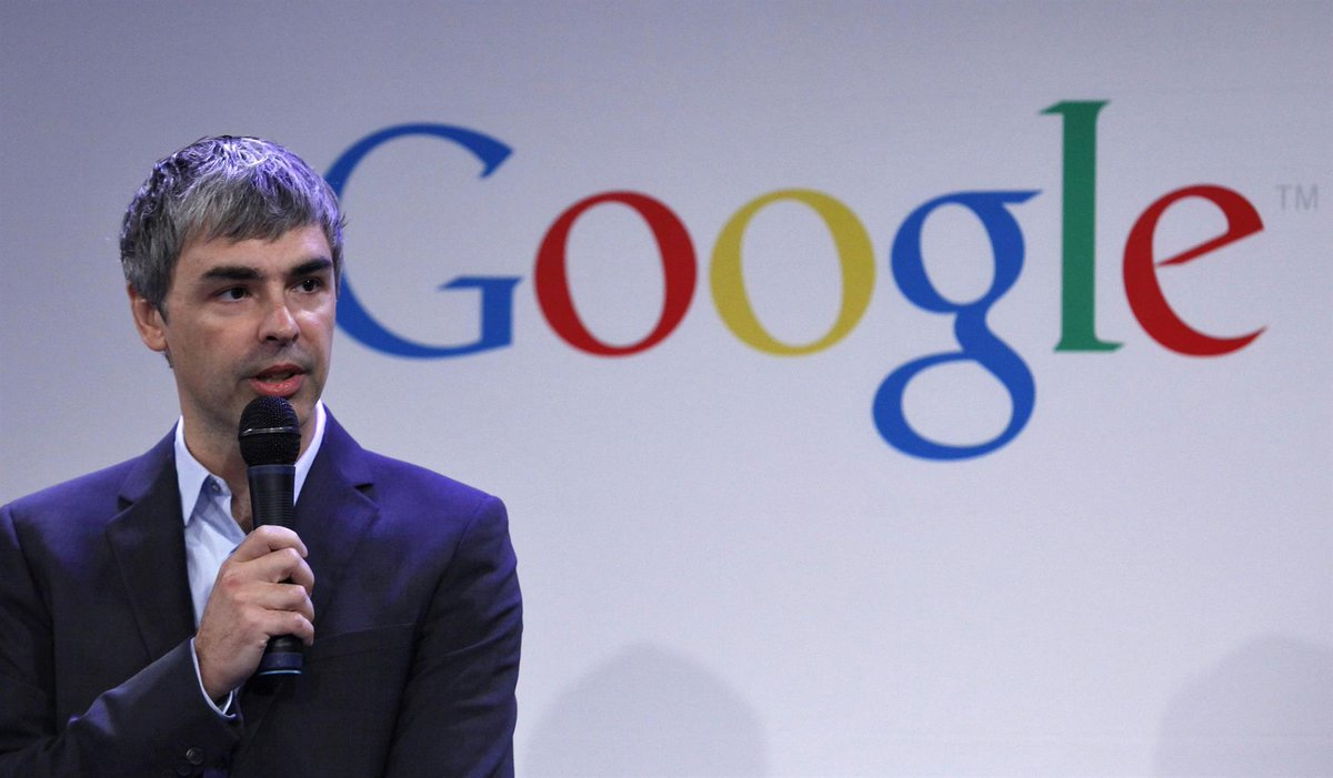 Larry Page, Alphabet