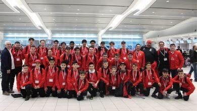 Photo of Benfica Academy Tour 2019