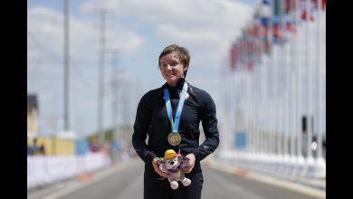Photo of Morreu a tricampeã de ciclismo Kelly Catlin, aos 23 anos