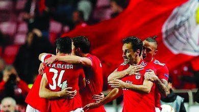 Photo of Liga Europa: Benfica segue em frente