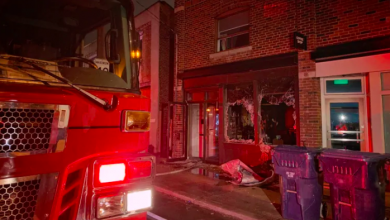Photo of Fire in Bathurst and St. Clair restaurant leaves 2 firefighters injured
