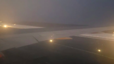 Photo of Flights resume at Halifax airport after plane slides off tarmac