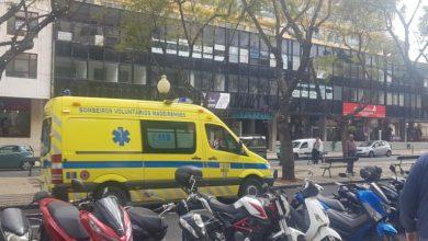 Photo of Bombeiros prestam socorro a vítima de doença súbita num hotel do Funchal
