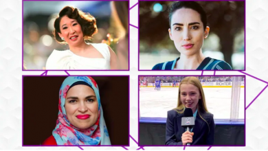 Photo of 15 Canadians we're looking to this International Women's Day
