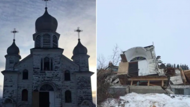 Photo of Canada set to lose 9,000 churches