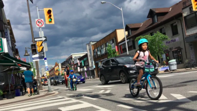 Photo of Cycle Toronto wants city to extend Bloor Street bike lanes in both directions