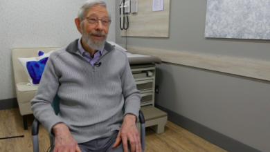 Photo of Doctor who worked through AIDS crisis retiring after remarkable career
