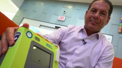 Photo of Peel Region ponders adding drone-mounted, talking defibrillators to its EMS fleet