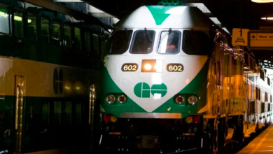 Photo of 2 people fatally struck by GO trains in separate incidents, Metrolinx says