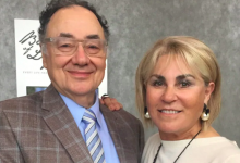 Photo of Sherman family, police set to release statement 2 years after billionaire couple found slain