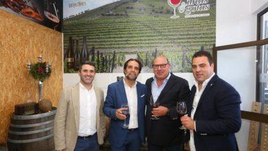 Photo of 'Ilhas Gotas' junta vários vinhos da região