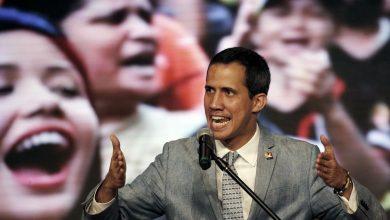 Photo of Guaidó entregou pedido para declaração de estado de emergência nacional
