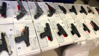 Photo of Peel Regional Police seize weapons, $1.2M in drugs and cash in Project Baron