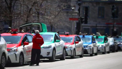 Photo of Taxi drivers to protest in Montreal