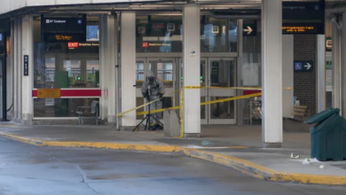 Photo of Suspect facing multiple charges after 2 suspicious package incidents at Broadview station