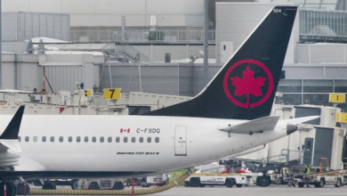 Photo of Air Canada grounds Boeing Max 8s until at least July 1