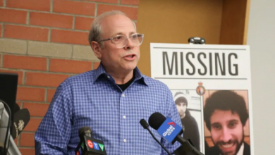 Photo of Father pleads with missing man: 'We just want to get you back safe and well'