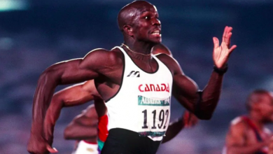 Photo of Olympic champ Donovan Bailey supports suspension of former coach