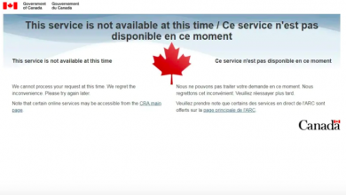 Photo of CRA cites 'technical issues' after website goes down