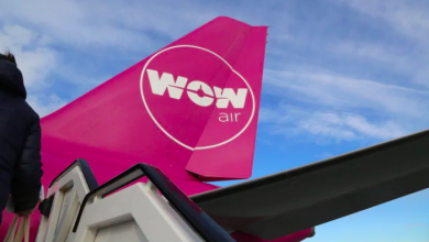 Photo of Icelandic budget airline WOW Air ceases operations