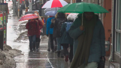 Photo of Toronto under special weather statement as heavy rain possible