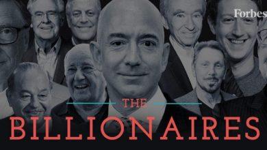 Photo of Estes são os 10 homens mais ricos do mundo