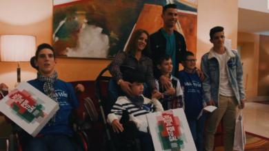 Photo of Cristiano Ronaldo realiza sonho de crianças