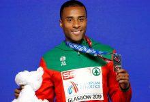 Photo of Nelson Évora conquista prata nos Europeus de pista coberta