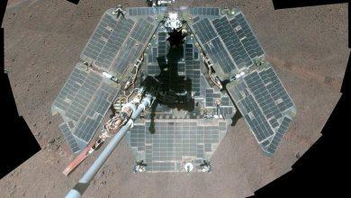 Photo of Rios em Marte fluíam intensamente e eram mais largos do que os da Terra