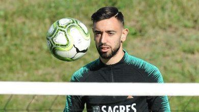 Photo of Sporting explica indisponibilidade física de Bruno Fernandes