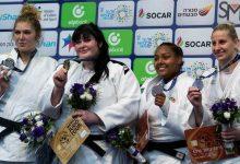Photo of Judoca portuguesa Rochele Nunes conquista bronze