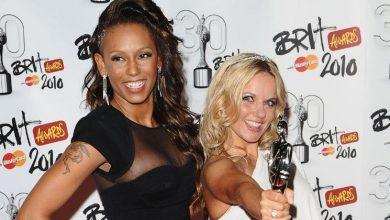 Photo of Mel B revela relação secreta com uma Spice Girl
