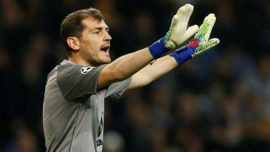 """Photo of Casillas: """"Espero acabar a carreira aqui"""""""