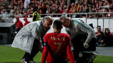 Photo of Ronaldo inicia recuperação com fisioterapia