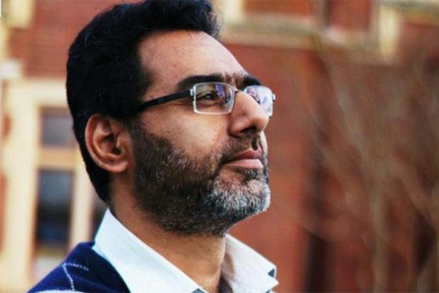Naeem Rasheed enfrentou o atacante e foi abatido Foto: DR