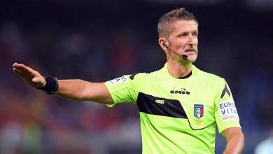 Photo of Daniele Orsato foi o árbitro escolhido para o Eintracht Frankfurt – Benfica